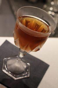 Fotos eines Jesper Lind-Cocktails