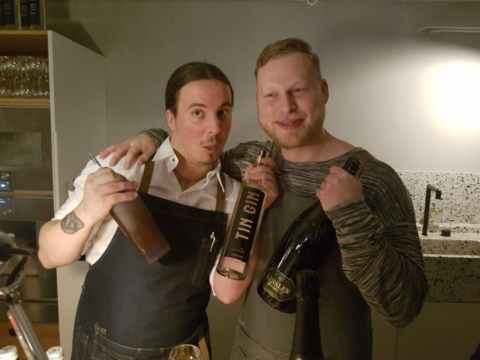 Jonas und Felix